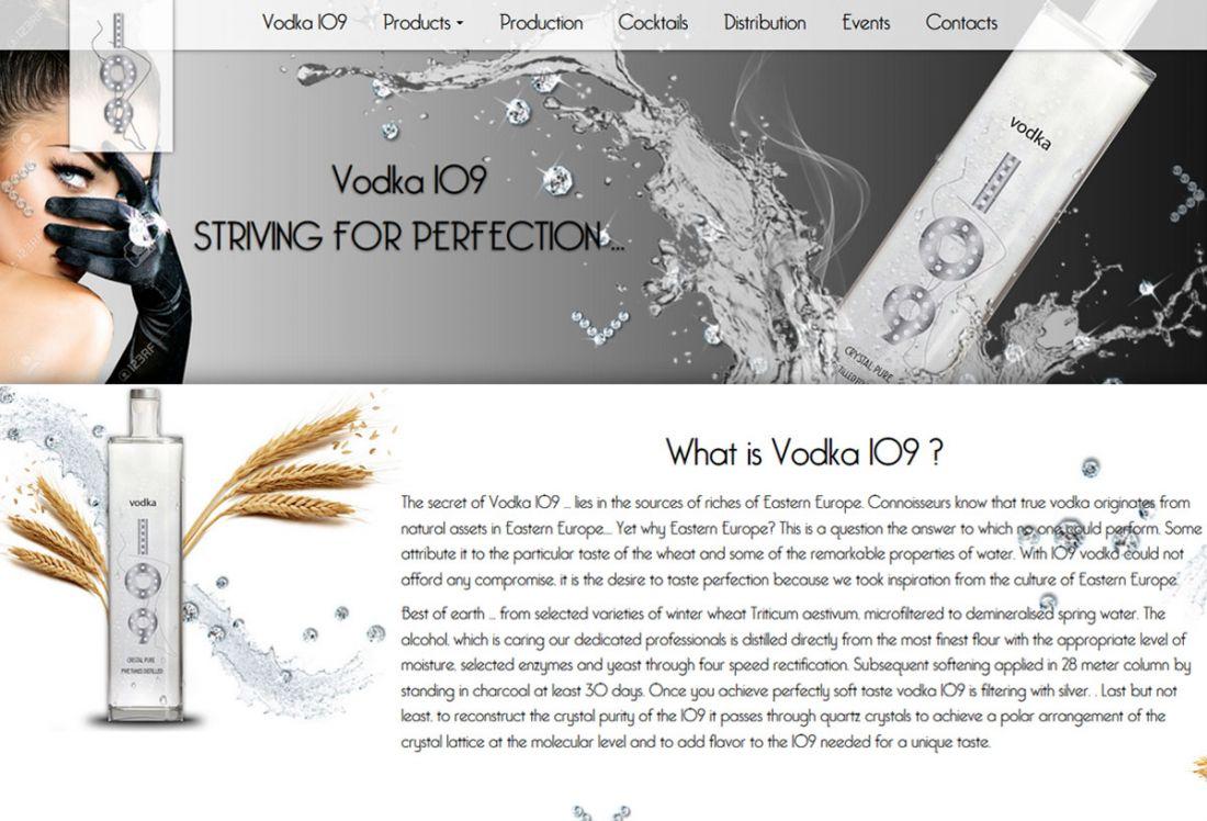 Vodka 109